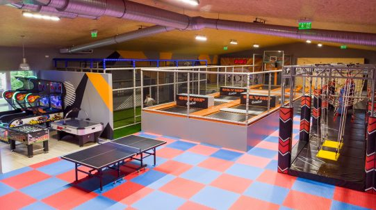 Olymp Center Jumpland